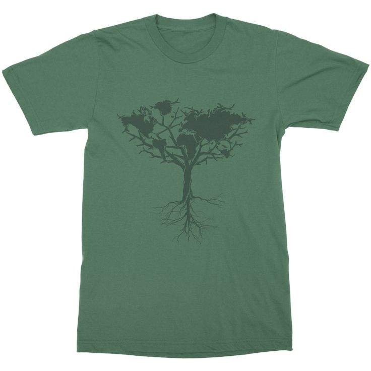 100% ORGANIC COTTON  EARTH TREE CLASSIC