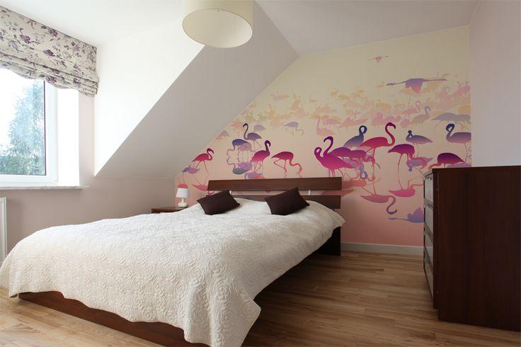 Misschien heb je niet alleen wilt zijn, deel het met het dierenrijk. www.mural24.nl
