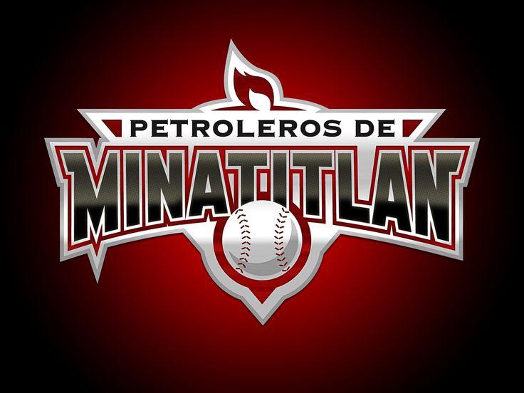 Diseño de logotipo, equipo profesional de beisbol. Liga Mexicana de Beisbol.