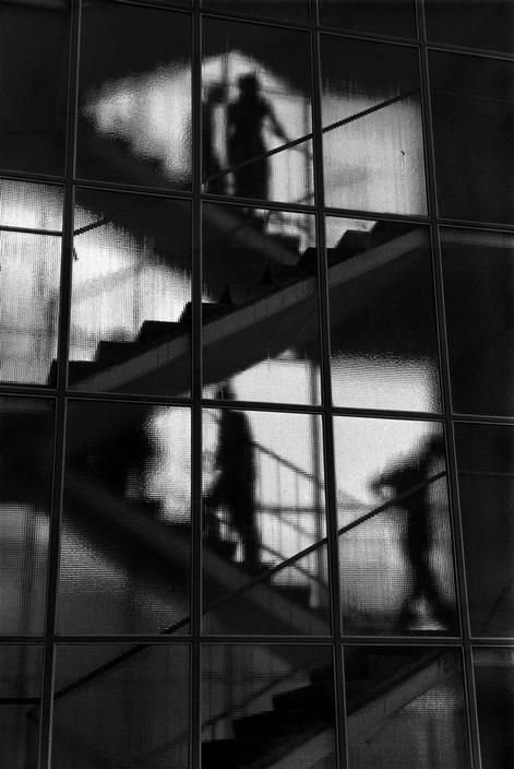 Rene Burri. WEST GERMANY. West Berlin. 1957. Interbau. International architecture exhibition