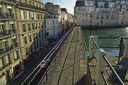 BALADE / La rue Lauriston > avec le réservoir de Passy @ Paris 16ème
