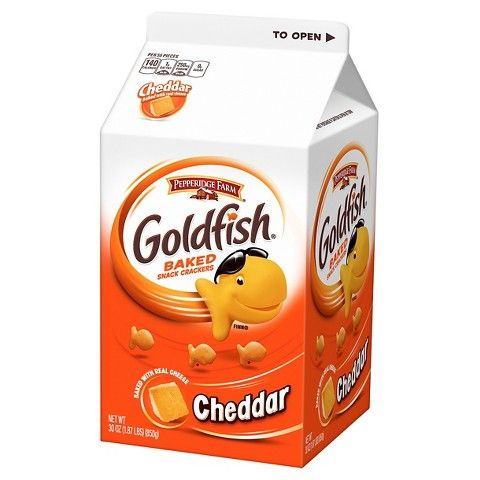 Pepperidge Farm® Goldfish Cheddar Baked Snack Crackers - 33.5 oz