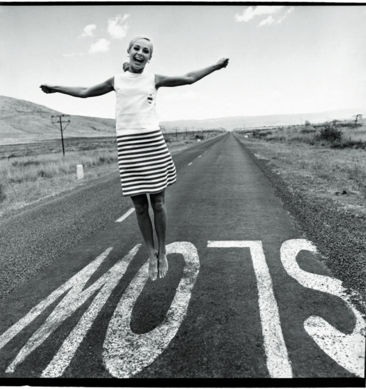 Karin Mossberg, 1966.
