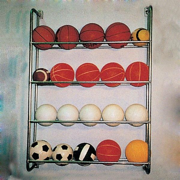 Sports Ball Storage For The Garage Organization Garage
