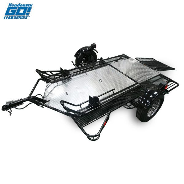 15 best stand up trailers images on pinterest motorcycle trailer series dual rail ride up folding motorcycle trailer asfbconference2016 Images