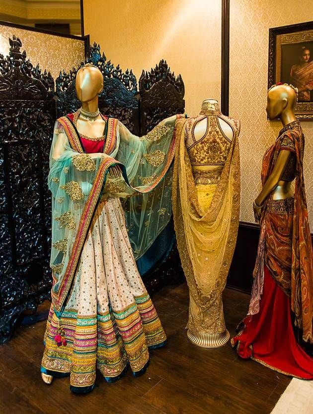 The Vogue Wedding Show 2014 - Tarun Tahiliani
