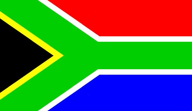 south african flag - Google Search