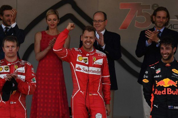 Rewelacyjny Vettel w Monako #gpmonaco2017 #Vettel #f1monaco #gpmonaco https://www.moj-samochod.pl/Sporty-motoryzacyjne/Vettel-rozbudowuje-przewage-punktowa
