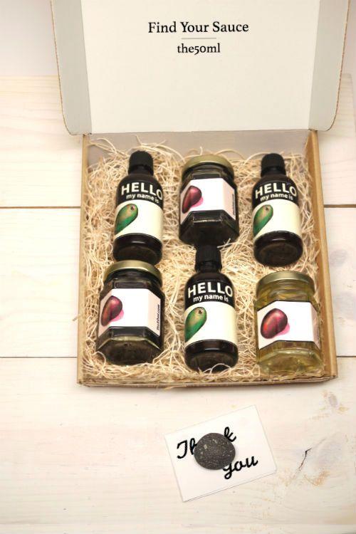 California Olive Oil + Balsamic Vinegar Sampler Set