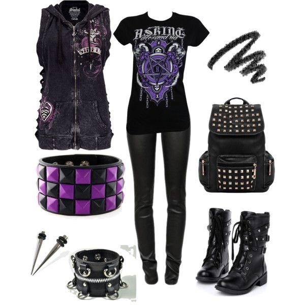U0026quot;Untitled #7u0026quot; by black-veil-brides-cxlix on Polyvore | My Style | Pinterest | Black veil brides ...