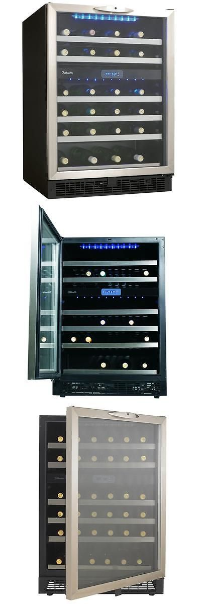 Wine Fridges and Cellars 177750: Danby Silhouette 5.1 Cf Wine Cooler Dwc518bls -> BUY IT NOW ONLY: $779 on eBay!