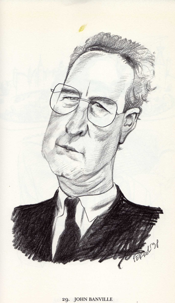 Tullio Pericoli  John Banville