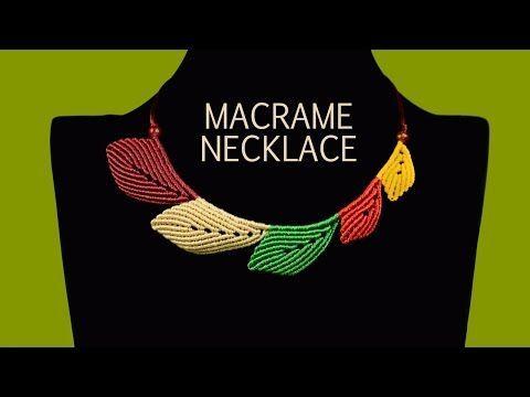 como hacer aros macrame de flor | earrings macrame flower - YouTube