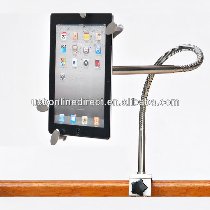 Good  rotate display stand for multiple ipads stand for bed