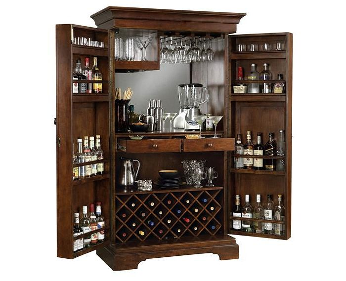 Sonoma Wine Amp Bar Cabinet Organizing Storage Ideas