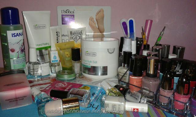 Nasze Testowanie: Opróżniamy nasze kosmetyczki - kosmetyki do pielęg...