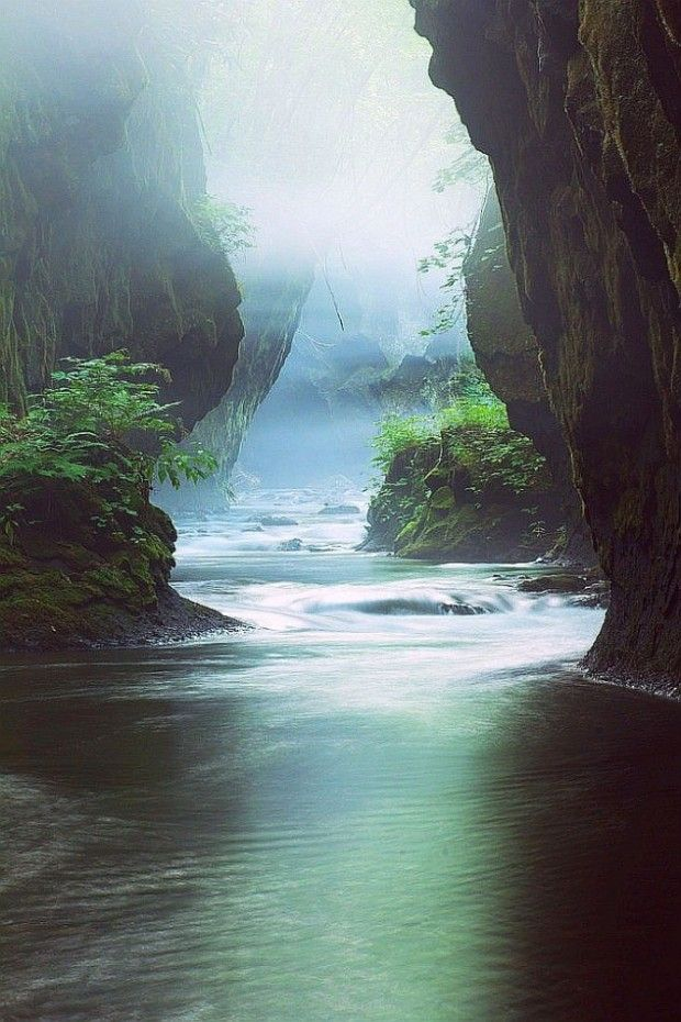 Beautiful, Tarumae Gorge, Hokkaido, Japan 11 Top Destinations To Escape From Reality