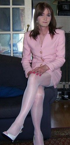 Patricia Hot Pantyhose Woman Cornelia