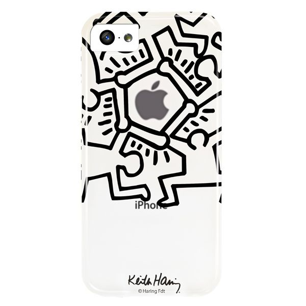 coque iphone 7 keith haring