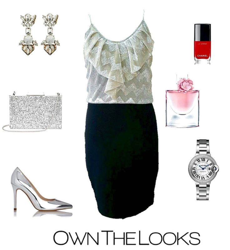 Own the looks #shopwithpalette #blackandsilver #dress #party #gorgeous #glitters #blackdress #love #sparkle #bling #look