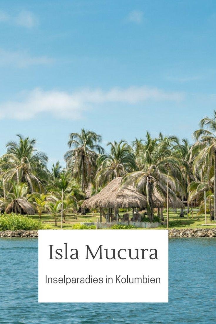 Die kleine und nachhaltige Karibikinsel Mucura, vor der Küste Kolumbiens ist ein Paradies für Familien.