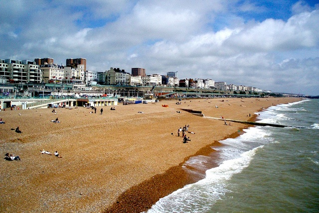 Brighton and Hove, East Sussex, England, United Kingdom