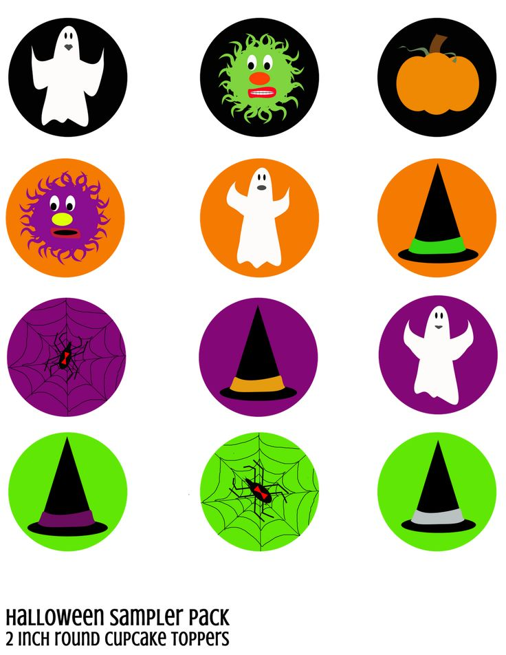 While He Was Napping: {Printable} Halloween Party Pack Sampler