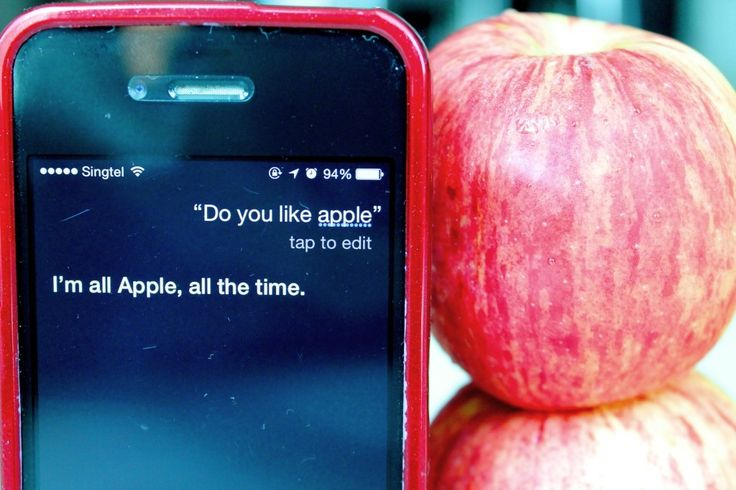We Tried Talking to Siri About Food, and Her Responses Were Hilarious