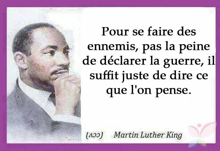Martin Luther King                                                                                                                                                                                 Plus