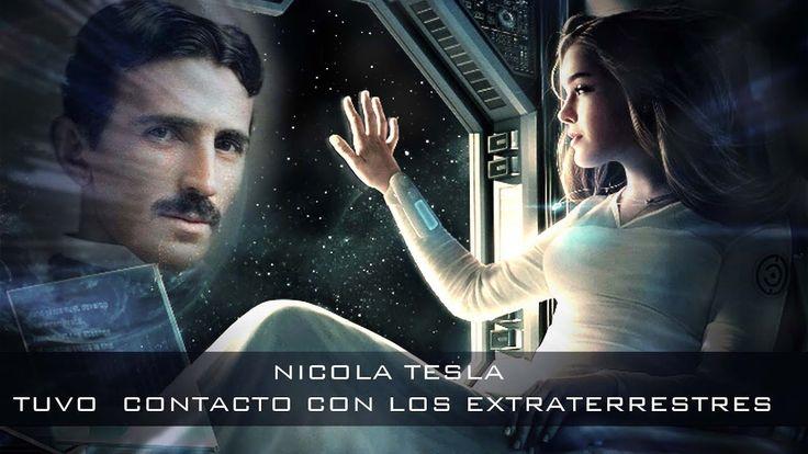 Contacto Extraterrestre - Nikola Tesla