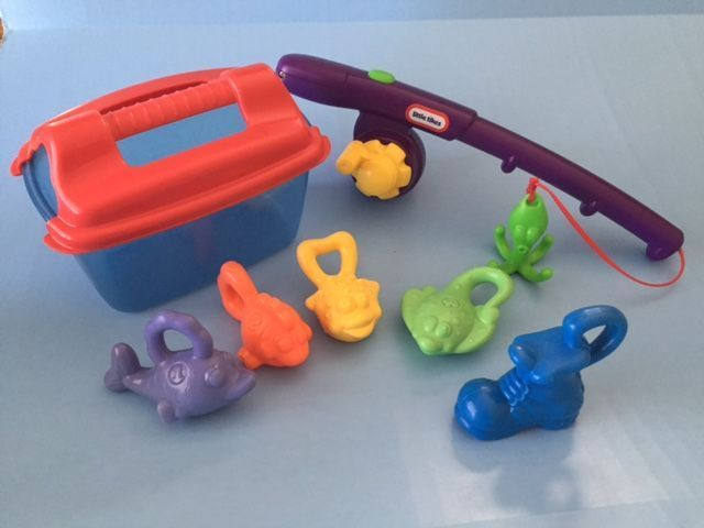 275 best images about rare vintage little tikes toys on for Fishing toy set