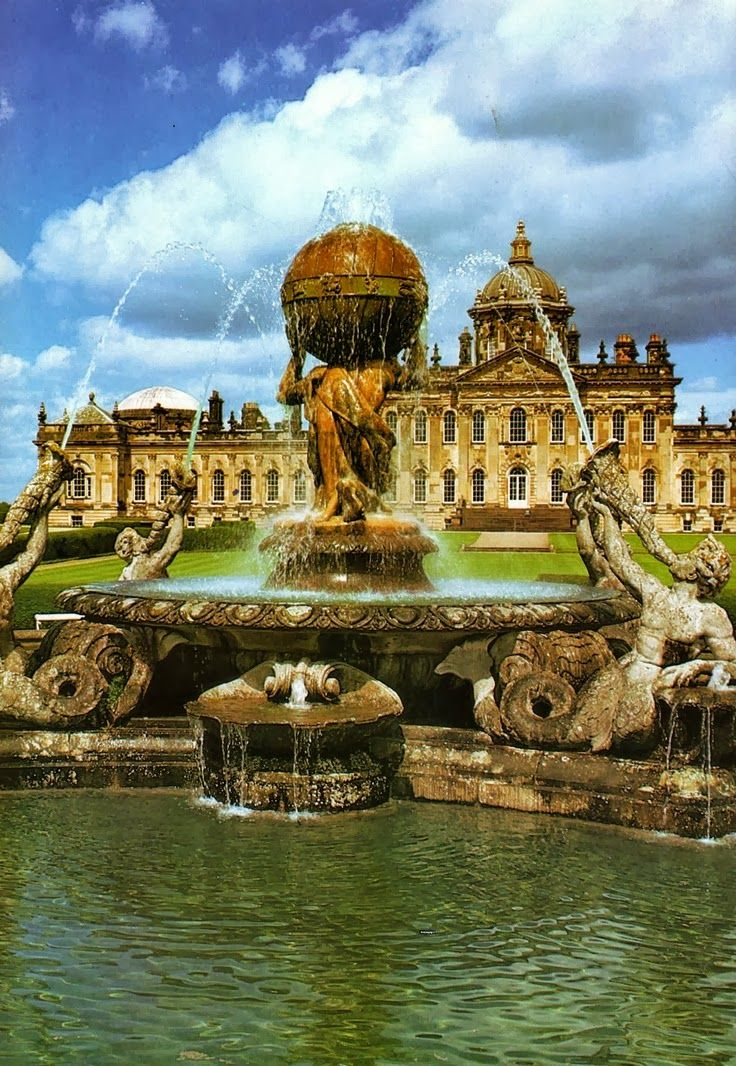 Stunning Picz: Castle Howard - North Yorkshire - England