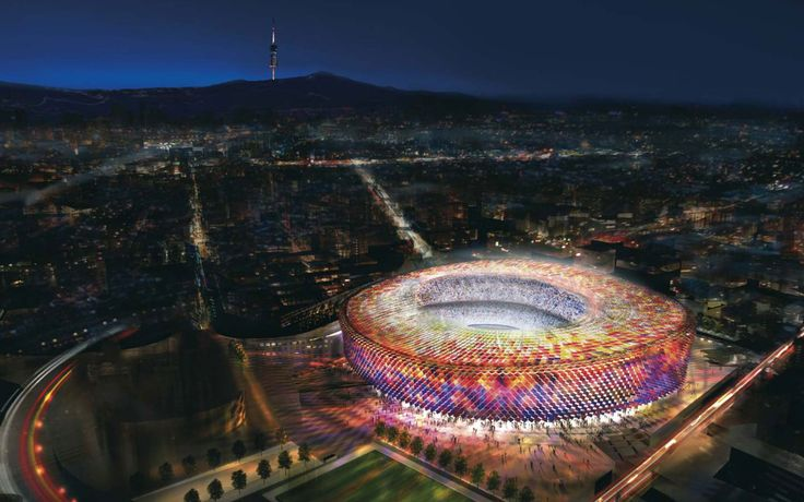 Camp Nou Stadium for FC Barcelona | Projects | Foster + Partners