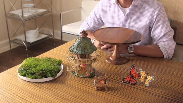 how to make a fairy table