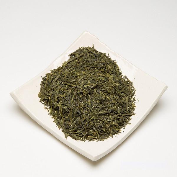 Loose Leaf Japanese Sencha Saga Premium Green Tea by Satya Tea - Liquid Wisdom from only $8