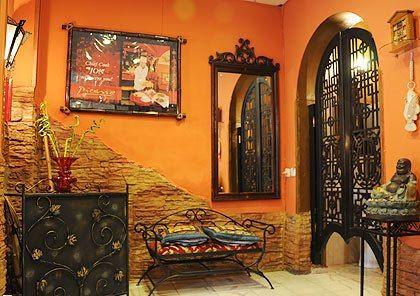 "A Chinese restaurant ""Picasso""-პიკასო,  Miminoshvili St 4, Tbilisi"