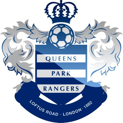 queens park rangers | ... Premier League Football Club HD Logos » Queens Park Rangers Logo