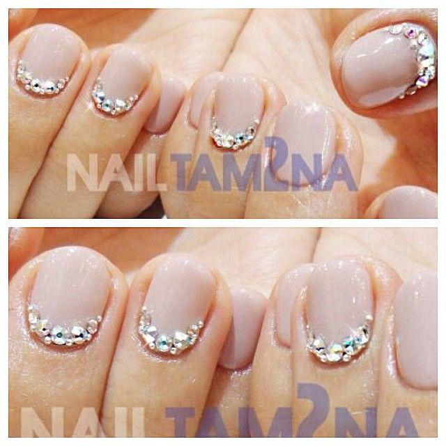 bridal nails.
