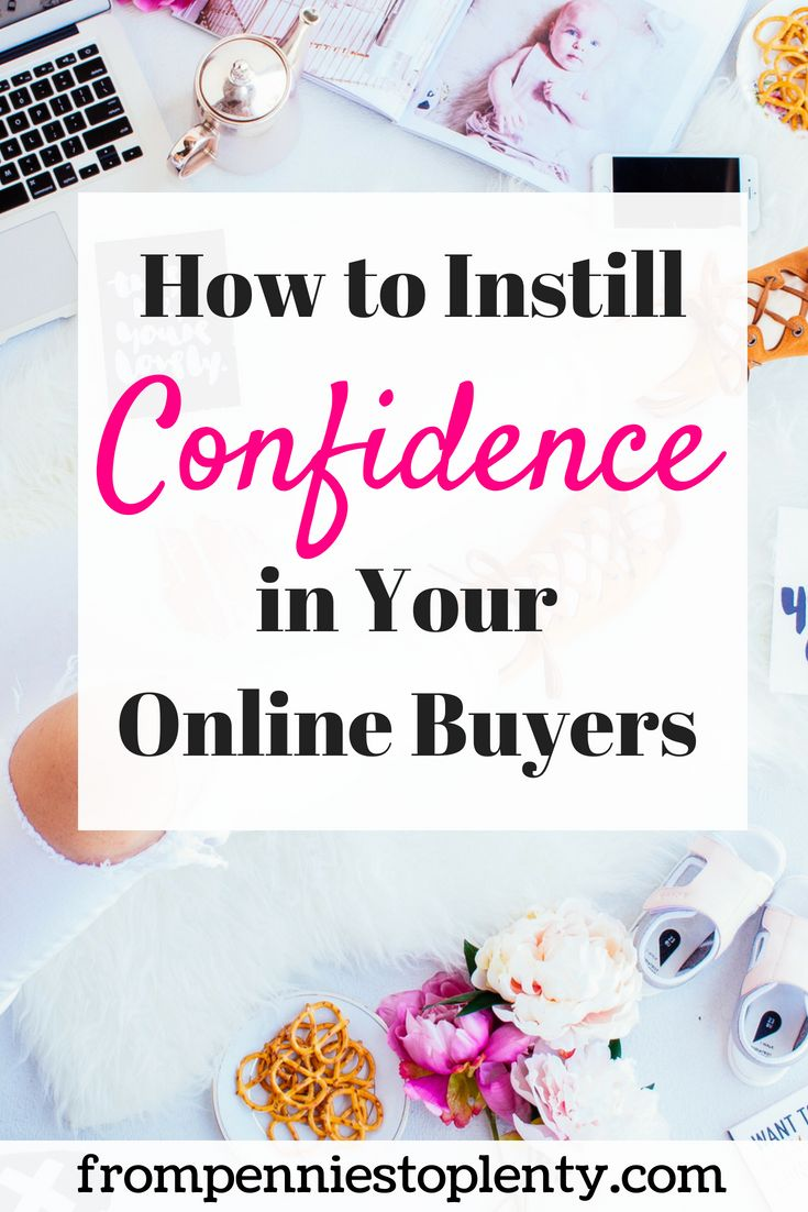 How to Instill Confidence in Your Online Buyers – FP2P – Thrift Shopping & Reselling on Poshmark & eBay