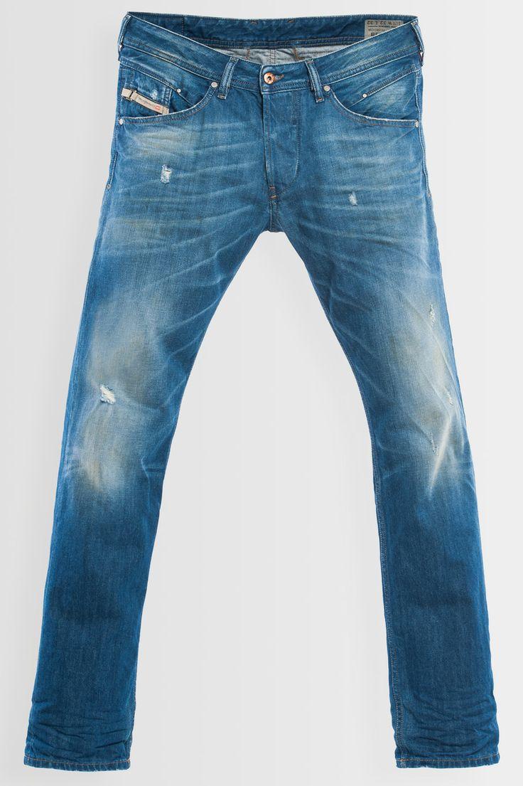 Diesel #jeans: BELTHER 0823U #essential