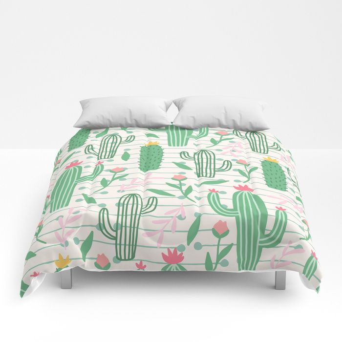 Buy cactus pc Comforters by haroulita. Worldwide shipping available at Society6.com. Just one of millions of high quality products available.