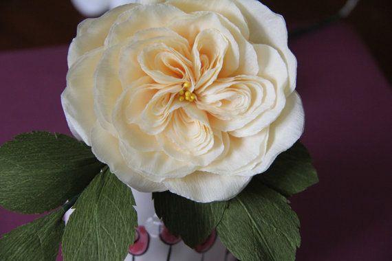 Erbstück RosenEnglische RosenPapier Rosen David von FlowerBazaar