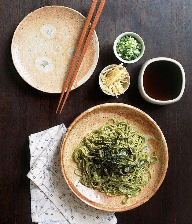 Japanese Cha Soba Noodles