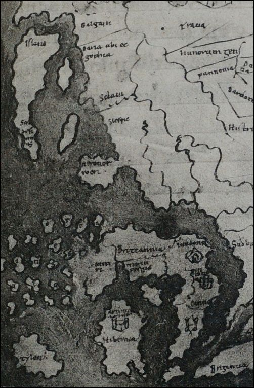 """MAPPA MUNDI COTTONIA 