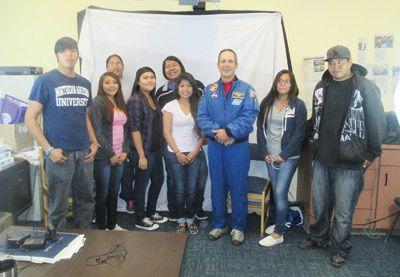 Indigenous Role Model- Astronaut John Herrington
