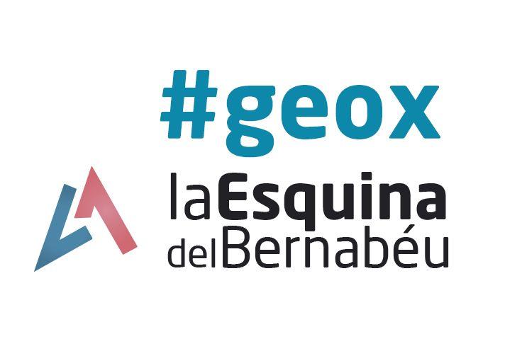 #Geox en La Esquina del Bernabéu #moda #fashion #zapatos