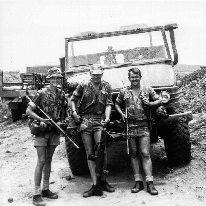 rhodesian army shorts - Google Search