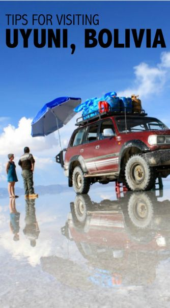 If you're going to Uyuni, it's super important to choose the right tour company and know when to go. Tips for visiting Uyuni, Bolivia.