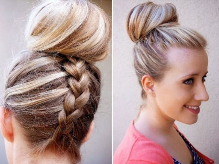 Peachy Hairstyle Braid Long Hairstyles And Google On Pinterest Hairstyle Inspiration Daily Dogsangcom