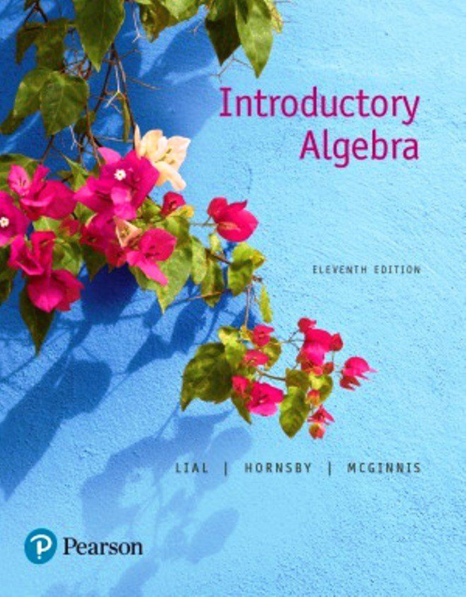 47 best math textbooks images on pinterest introductoryalgebra11thedition2017pdfe book thebookisapdfebookonlythereisnoaccess code fandeluxe Gallery